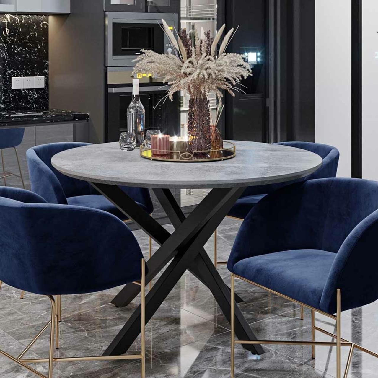 Stoten Round Dining Table